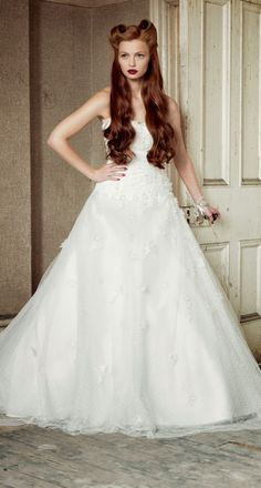 Timeless Bridal Collection Spring 2014