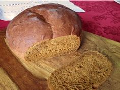 Swedish Limpa Rye Bread  Rich with molasses this bread is great with smoked salmon, toasted with honey, or any other way you can imagine.