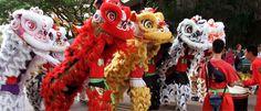 The Tet Festival celebrates the Vietnamese New Year!