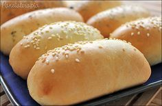 Pãozinho Salgado Recheado ~ PANELATERAPIA - Blog de Culinária, Gastronomia e Receitas