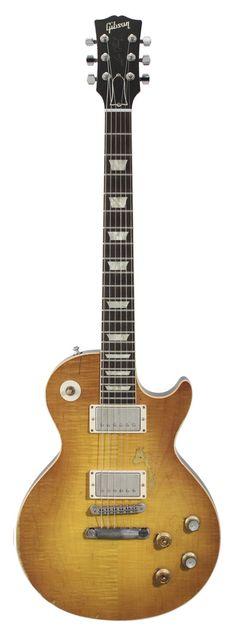 Gibson Custom Shop Collectors Choice#1 Melvyn Franks1959 Les Paul Aged Signed