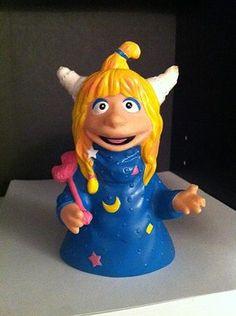 Eureeka's Castle Hand Puppet 1991