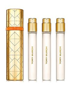Tory Burch 3 x 0.33 oz Eau de Parfum Refillable Travel Spray Set Review