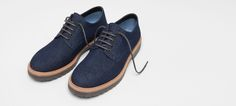 CANVAS SHOES WITH FASHION SOLE - MEN'S FOOTWEAR - MAN - PULL&BEAR Croatia