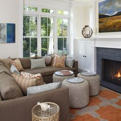 Small Living Room Design Ideas, Pictures, Remodel, and Decor