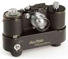 Very rare Leica 250 GG. 250 exposures on 1 roll. Thats 10 metres of film!