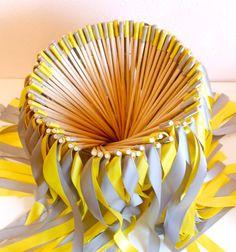 Wedding ribbon wands- set of 100 double ribbon wands