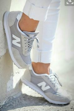 Gray new balances