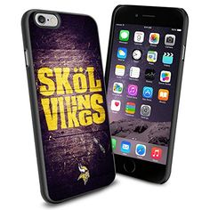 NFL Minnesota Vikings, Cool iPhone 6 Smartphone Case Cover Collector iphone TPU Rubber Case Black Phoneaholic http://www.amazon.com/dp/B00V2WSBNS/ref=cm_sw_r_pi_dp_ZMbmvb1BBW186
