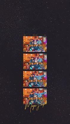 BTS The Ellen Show ♥️