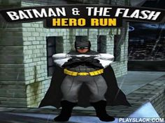Batman & The Flash: Hero Run  Android Game - playslack.com , Batman & the Flash: Hero run - absorbing quests of Batman and the Flash, the hazardous Joker and the Gorilla Grodd elude them.