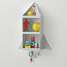 Allison can make this :) Rocket Shelf | The Land of Nod