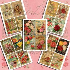Can not wait till spring by Cathy on Etsy
