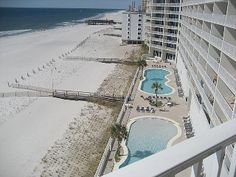 The Lighthouse is one of the most popular locations on the beach. Our apartment, # 702, with its floor to ceiling glass sliding doors has a spectacular view down the beach. This beautifully decorated apartment has ...