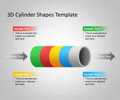 Free 3D Cylinder PowerPoint template and cylinder PowerPoint shape is a free PPT template that you can download for Microsoft PowerPoint presentations