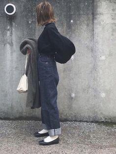 b6dcb0a4b973 43件】ゆるデニムジャケットで理想シルエット|おすすめの画像