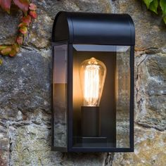 Newbury 7267 Exterior wall light - $317