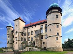 Castle in Nowy Wiśnicz, Poland  #castles #poland