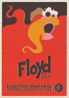 Dr. Teeth & the Electric Mayhem Retro: Floyd