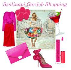 """Szülinapi Gardrob Shopping"" by nori-galanfy on Polyvore featuring beauty, Attico, Loeffler Randall, Kurt Geiger and MAC Cosmetics"