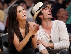 Nina & Ian!