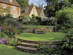 How To Create Movement Around The Garden