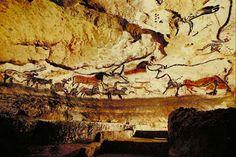 Cueva de Lascaux.