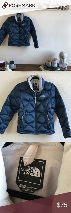 NORTH FACE Puffer ❤️ Like new, water/snow proof and oh so cozy! Bundle 2 items for 20% off!!! The North Face Jackets & Coats Puffers