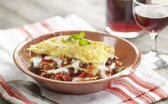 """""""Lasaña De Setas Y Butifarra"""" en Nestlé Cocina #recetas #nestlecocina #menuplanner #cocina"""