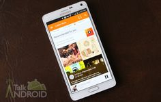 Google Play Music app is getting an update that changes a few minor details through the application.