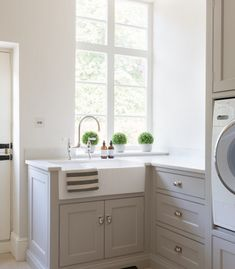 Utility Room Confidential   Cotswolds Country House Project - Humphrey Munson Kitchens