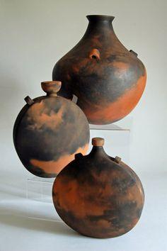 Ann Wilson Ceramics :: Bottles 1