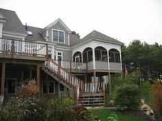 Multi Tier Multi Level Deck Design, Pictures, Remodel, Decor and Ideas - page 5