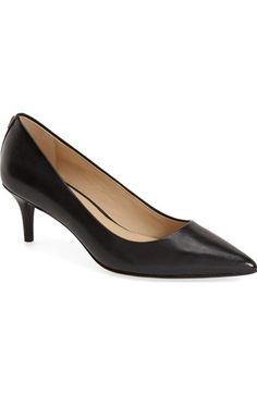 COACH 'Lacey' Pointy Toe Pump (Women). #coach #shoes #pumps