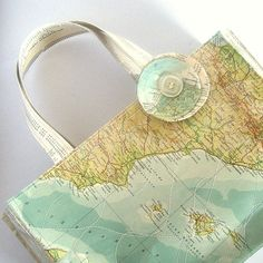 make with old maps