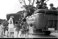 servizio turistico 1930