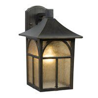 outdoor lights - lowes