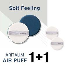 Aritaum The Professional Cushion Puff Replacement Refill Make up BB 2Pcs 1+1 #ARITAUM #cushion puff #makeup #bb #iope #puffrefill #aircushion