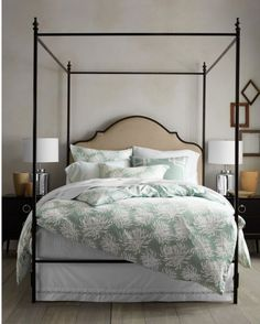 Well ... this has possibilities!  LaSalle Bed at Garnet Hill