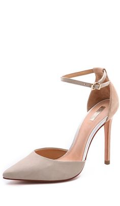 Irma Ankle Strap Pumps - Lyst