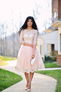 e112844ce7 7 Best Mettalic-Pink-Midi-Dress images