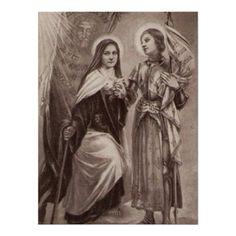 Joan D Arc, Saint Joan Of Arc, St Joan, Catholic Art, Catholic Saints, Patron Saints, Catholic Confirmation, Catholic Religion, Sainte Therese De Lisieux