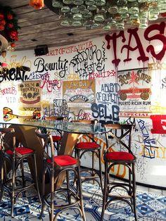 Duck & Waffle Londres - Restaurante