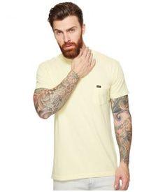 RVCA PTC Fade Knit (Lemonade) Men's Clothing