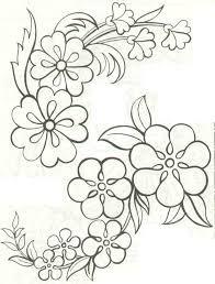 Resultado de imagen de dibujos para bordado mexicano