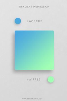 16 Beautiful Color Gradient Inspiration Part 4 Web Design, Design Blog, Graphic Design Projects, Graphic Design Inspiration, Brand Design, Design Trends, Mint Color Palettes, Online Coloring, Grafik Design