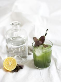we love handmade | Drinks: Matcha-Cocktail | http://welovehandmade.at