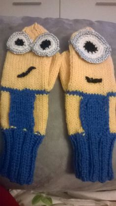Theese I made for my son