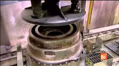 Brembo brake disc - How is it made? - YouTube