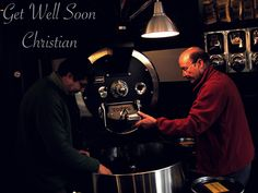 Get Well Soon Christian Stahle